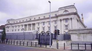 The case was heard at the High Court in Belfast