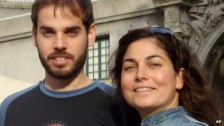 Dan Suski and his sister Kate