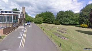 Salisbury crematorium
