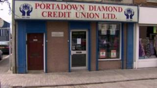 Portadown Diamond Credit Union was wound up following a petition from its directors