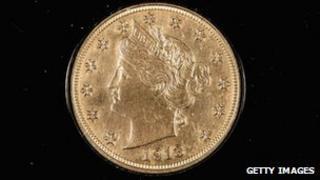 Liberty nickel