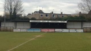 Cambridge City FC ground