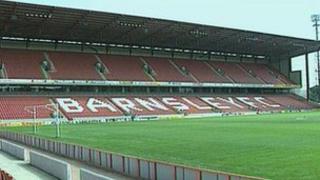 Barnsley FC's Oakwell Stadium
