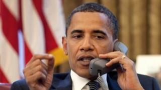 US President Barack Obama. File photo