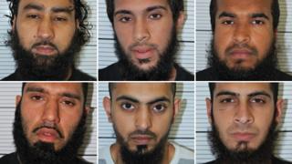 Men jailed for EDL bomb plot challenge sentences