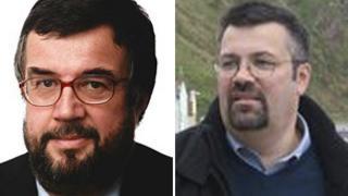Alan Cochrane and Andy Nicoll