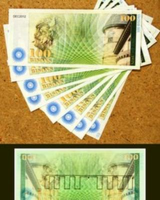 RFID-enabled banknotes