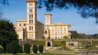Osborne House convalescent home