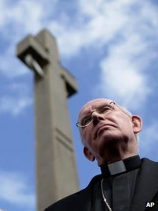 Cardinal Sean Brady