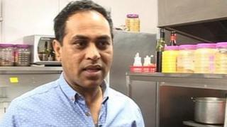 Restaurant owner Naz Miah