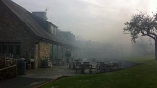 Teign Valley Golf Club and Hotel
