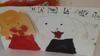 Nain a ffrind (gran and friend)