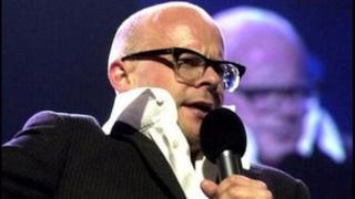 Comedian Harry Hill's debut film to be set in Blackpool
