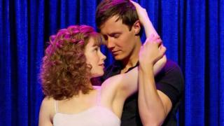 Johnny & Baby from the current Dirty Dancing touring cast