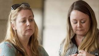 Samantha and Sarah Mills-Westley