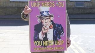 UKIP campaign poster