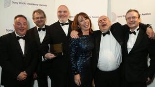 BBC Radio Humberside staff