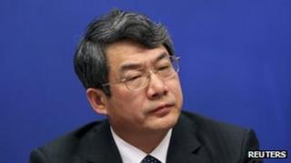 Liu Tienan