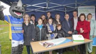 Foster carers event