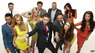 Cast of The Only Way Is Essex