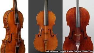Stradivarius musical instruments