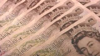 £5 notes