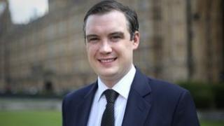 Stockton South MP James Wharton