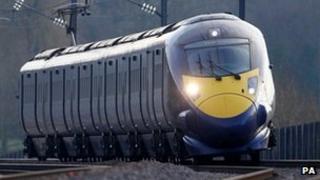 HS1 train