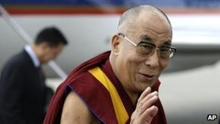 China's state media have launched a campaign accusing the Dalai Lama of inciting self-immolations