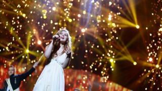 Denmark's Eurovision winner Emmelie de Forest