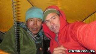 Kenton Cool and Dorje Gylgen