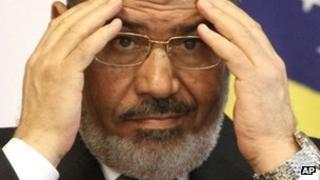 Egyptian President Mohammed Morsi. Photo: May 2013