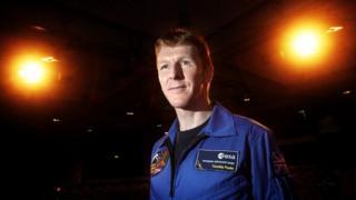 Major Tim Peake