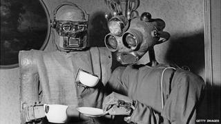 Robot tea time