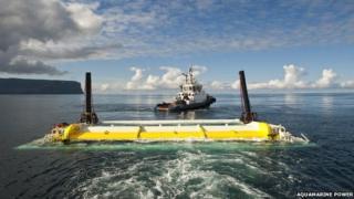 Inneal Aquamarine Power
