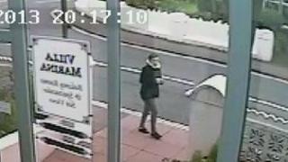 CCTV of Magdalena Krawiec. Pic: via Devon and Cornwall Police