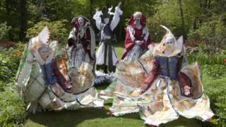 Spring Fling artists
