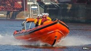Queensferry lifeboat