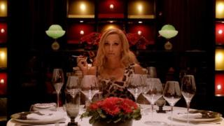 Kristin Scott Thomas in Only God Forgives