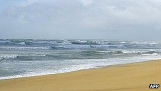 Brittany coast - file pic