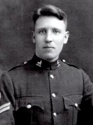 Sgt Maj Augustus Jennings