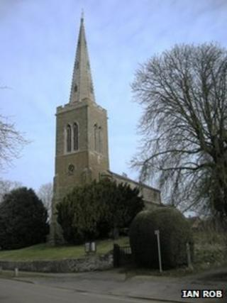 All Saints Church, Naseby