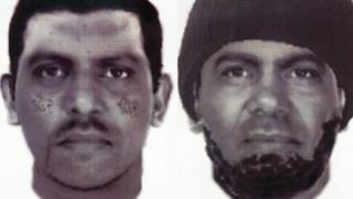 Photo-fits released by police