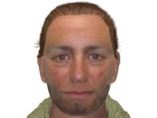 E-fit of Crawley rape suspect (Sussex Police)