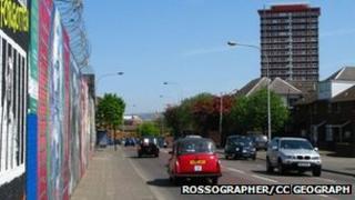 Falls Road, Belfast
