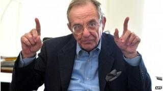 OECD Chief Economist Pier Carlo Padoan