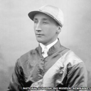 Jockey Herbert Jones