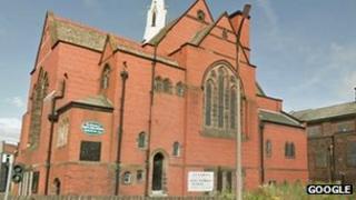 St Luke's, Poulton, Wallasey