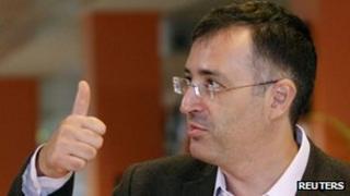 Sergei Guriev. Photo: September 2012