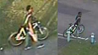 CCTV images of suspects in Thrales Close murder